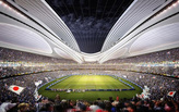Protests pay off as Hadid alters Tokyo stadium