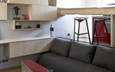 small bedroom in 16 square meters