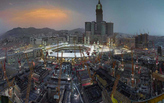 Leading Saudi artist focuses on the modernisation of Mecca and Jerusalem