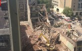Building collapses in Philadelphia