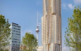 Berlin's Alexanderplatz high-rise developments continue to take shape