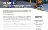 Call for Papers and Projects - REMOTE: Designing with Outlying Societies