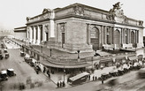 The Moleskine Grand Central Terminal Sketchbook Drawing Competition