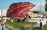 "Keep China's Expo pavilions ""weird"""