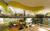 SelgasCano creates a stunning members-only workspace for 'creative nomads'