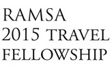2015 Robert A.M. Stern Architects Travel Fellowship