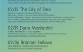 Get Lectured: UC Berkeley, Spring '14