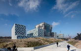 See schmidt hammer lassen's new International Criminal Court, the 2016 AIA COTE Top Green Projects, and the Berkeley Prize winning essays