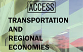 Access: Transportation and Regional Economies (King, Michaelson, Tollerson, Paaswell, Wolmar)