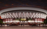 "The ""world's largest indoor arena"" by Populous officially opens in Manila, Philippines"