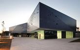 Community center, Venarey-Les Laumes, France