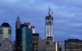 Will One World Trade Center really be the tallest building in the west?