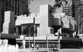 BRUTALISM + PRESERVATION panel discussion tonight in NYC