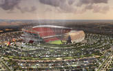 Quest for LA football stadium enters the next round: Carson City Council approves its NFL stadium proposal