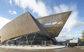 Libeskind opens his latest building in Belgium today. Is it a snooze?