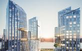 Waterfront Towers Reel In Unusual Loan Deal