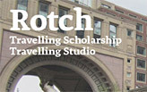 The Rotch Travelling Scholarship 2013