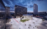 Winner of Changing The Face 2013 to revamp Warsaw's saw-toothed Rotunda