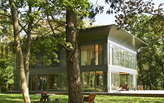 Philippe Starck + Riko realizes first prototype of custom eco-prefab house