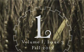 Call for Submissions - Lantern Volume 1 Issue 3