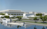 Steven Holl's Kennedy Center Expansion Project in D.C. breaks ground