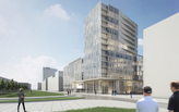 Richard Meier & Partners Wins Competition for New Mixed-use Project in Germany