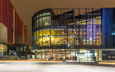 Mecanoo's HOME arts centre in Manchester opened by Danny Boyle