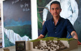 Working out of the Box: Daniel Dorall, Architect turned Maze Artist