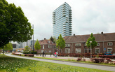 Wiel Arets Architects completes E' Tower in Eindhoven, the Netherlands