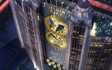 "Movie-themed resort in Macau to show off ""figure-8"" ferris wheel"
