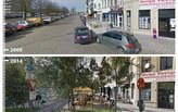 Google Street View captures beautiful public space transformations