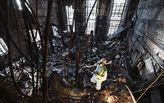 Five firms shortlisted for Mackintosh Library renovation after devastating fire