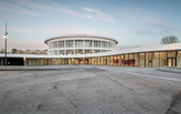 "Learning Centre ""Innovation"", Lille 1 University, in Villeneuve d'Ascq, France"