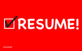 Intern 101: How to make an awesome resume?