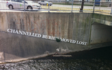 CHANNELLED BURIED MOVED LOST: WHERE DID MILL CREEK GO? | 3ByLAND