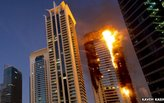 Fire fears for Gulf's high-rise blocks