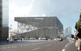 OMA's plans for Axel Springer building officially released