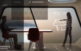 Designers imagine a world of self-driving, mobile offices