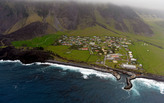 Tristan da Cunha + RIBA accepting redesign ideas for remote fishing/farming community