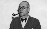 An awkward interview with Le Corbusier