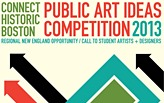 National Park Service and City of Boston Student Call for Public Art Ideas
