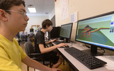 Autistic teens use architecture software to build job skills