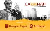 LA Film Festival Filmmaker Lounge Design Competition