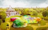 SelgasCano unveils designs for the 2015 Serpentine Pavilion