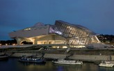The NYT takes a closer look at Coop Himmelb(l)au's new Confluence Museum in Lyon