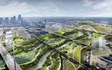 MVVA-designed Dallas Trinity River Park to become America's largest urban nature park