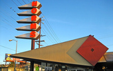 Norm's Coffee Shop, an LA Googie icon, is temporarily saved from demolition