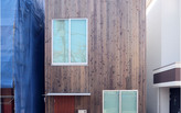 Muji's prefab Vertical House now available for Japanese residences