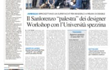FIU Interior Architecture Students Appear in Italian Newspaper La Nazione!