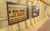 London air raid tunnel shelters re-opened after 70 years